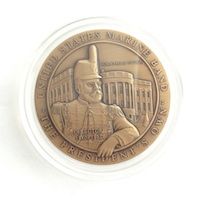 Click to see more information on the John Philip Sousa Challenge Coin